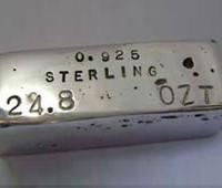 Стерлинговое серебро. История появления Sterling Silver. Пробирное клеймо.
