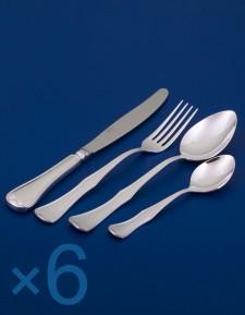 Набор столового серебра на 6 персон №14