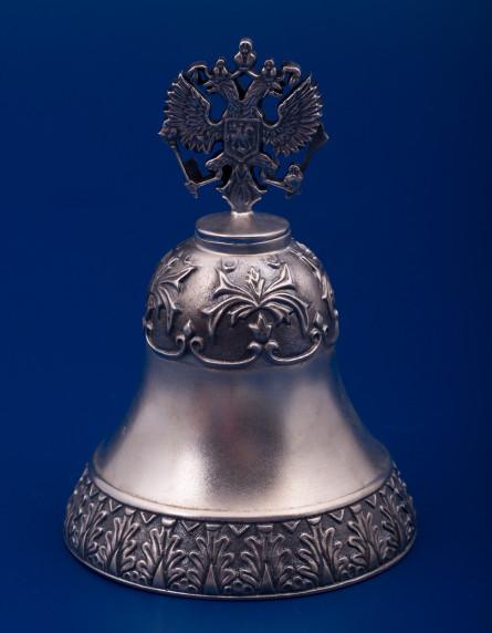 Серебряный колокольчик №11