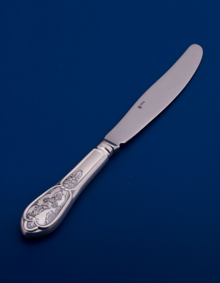 Нож столовый «Весна» из мельхиора